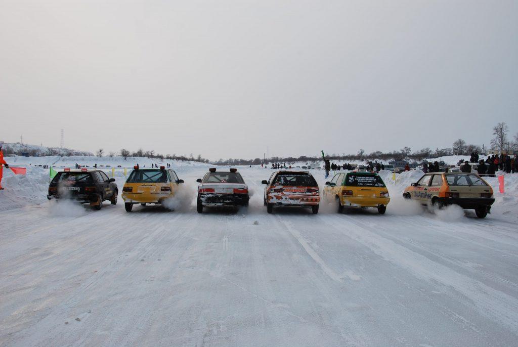 Трек, III этап: На «шипованный» трек заявилось 19 водителей